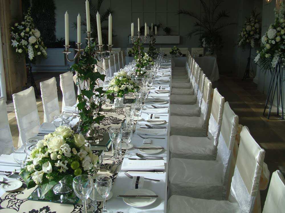 wedding ideas for reception ireland the west wing crom castle 187 wedding reception 28157
