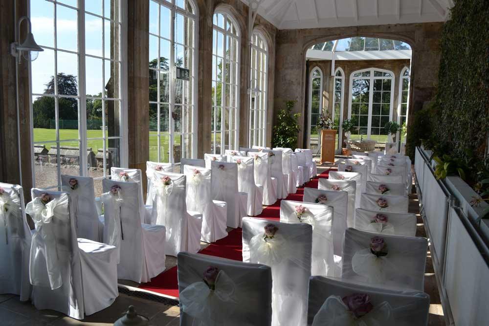 The West Wing Crom Castle Wedding Options